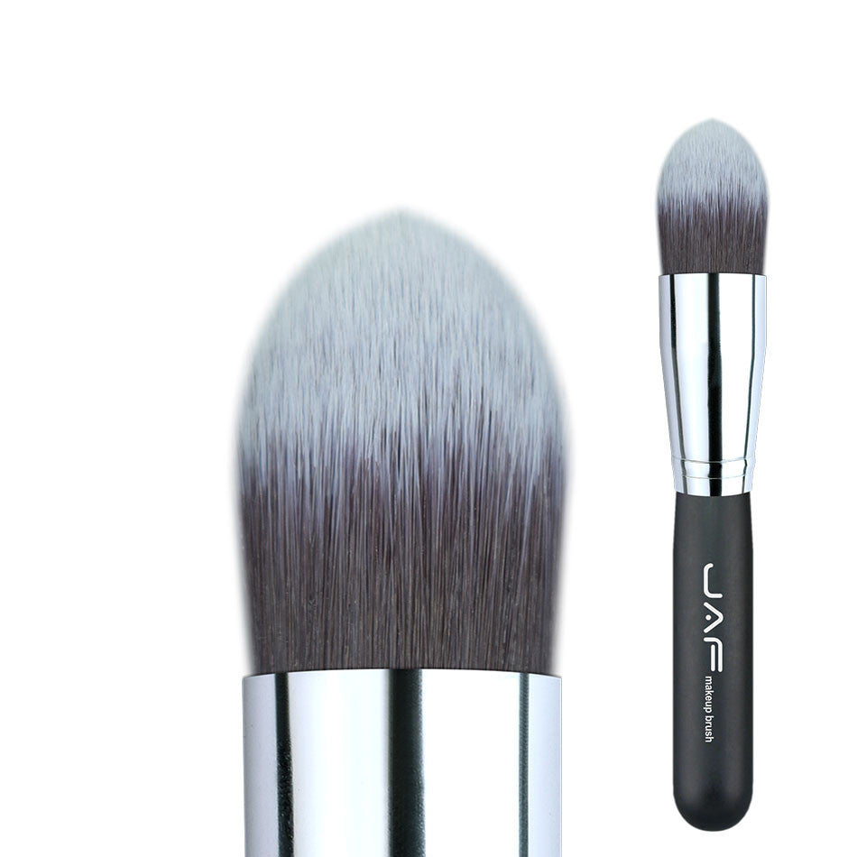 JAF Tapered Kabuki Brush for Liquid Cream Foundation