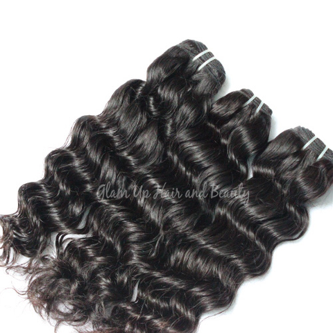 Deep Body Wave Bundles - Glam Up Hair & Beauty