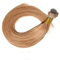 Light Golden Brown (12) 100 Pieces - Glam Up Hair & Beauty