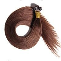 Dark Chestnut Brown (6) 100 Pieces - Glam Up Hair & Beauty
