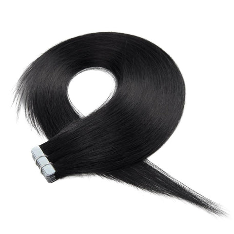 Jet Black (1) 20 Pieces - Glam Up Hair & Beauty