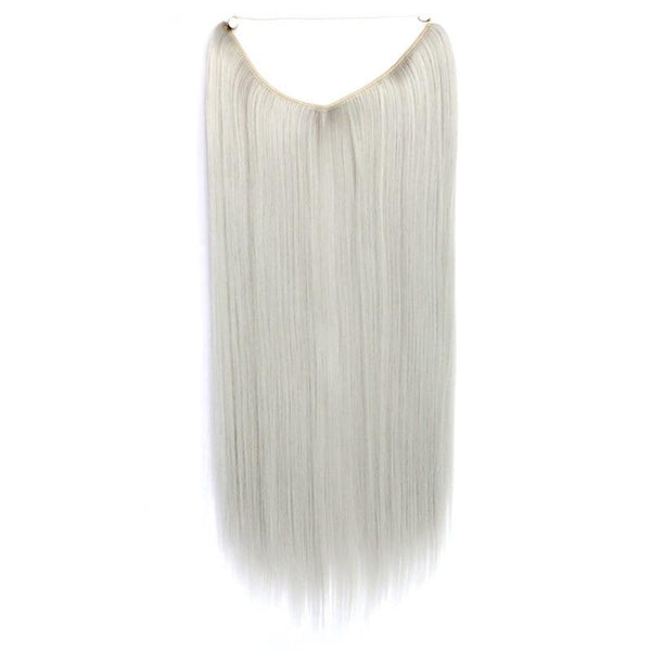 Silver Ice - Celebrity Flip-in Halo Extensions