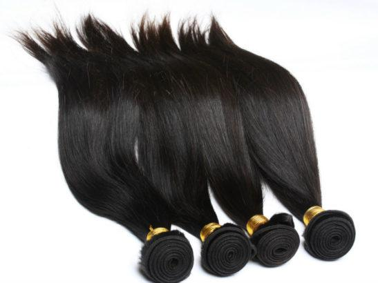 Silky Straight  Hair Bundles - Glam Up Hair & Beauty