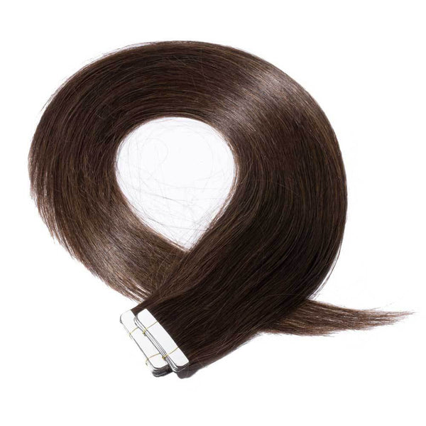 Chocolate Brown (2) 20 pieces - Glam Up Hair & Beauty