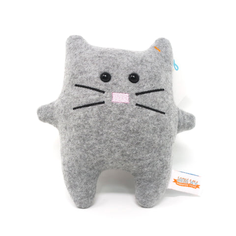 """Ramses"" stuffed cat plush"