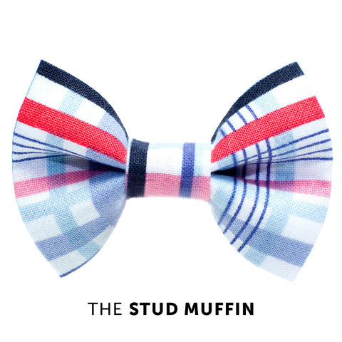 Cat bow tie - The Stud Muffin