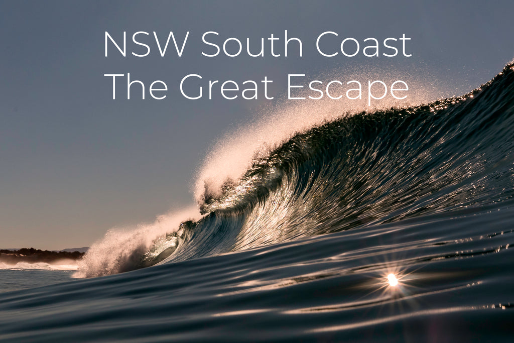 NSW South Coast - The Great Escape