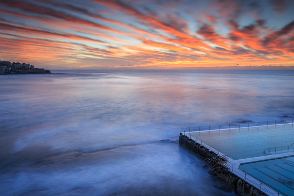 Bondi Beach Icebergs Sunrise