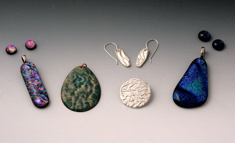 Beginner Microwave Kiln Jewelry Workshop