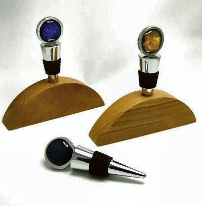 Dichroic Glass Wine Stopper Workshop