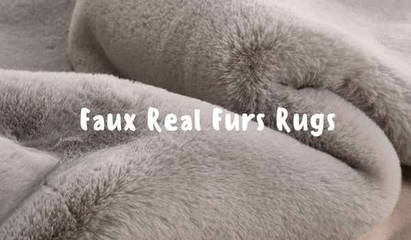 Faux Real Fur