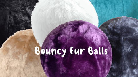 Fuzzy Bouncy Fur Balls