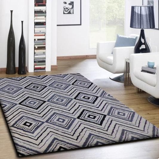 Rug Factory Plus, Luna Collection 82, Gray
