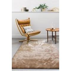 Faux Fur Rug - Rug Factory Plus, Faux Sheepskin Area Rug, Beige