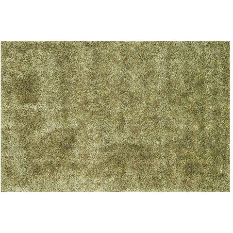 Loloi Rugs, Carrera Shag Collection, CG-01 Green Shag Area Rug-Warm Fuzzies Place
