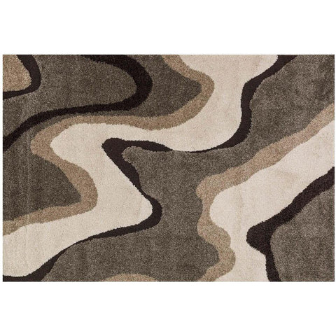Loloi Rugs, Enchant EN-06 High-Low Shag Area Rug, Multi-Warm Fuzzies Place