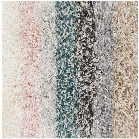 Loloi Rugs, Kendall Shag KD-01 Beige Area Rug-Warm Fuzzies Place