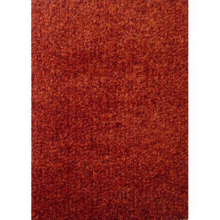 Shag Rug - Rug Factory Plus Harmony Orange Shag Area Rug