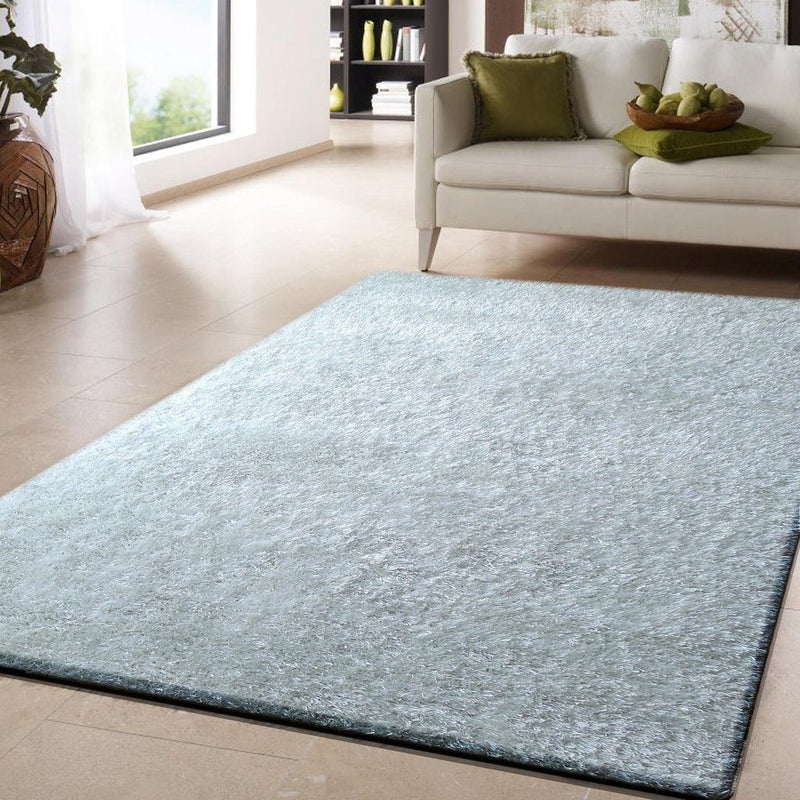 Shag Rug - Rug Factory Plus Hermosa White Shag Area Rug
