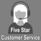 Image of Five Star Customer Service