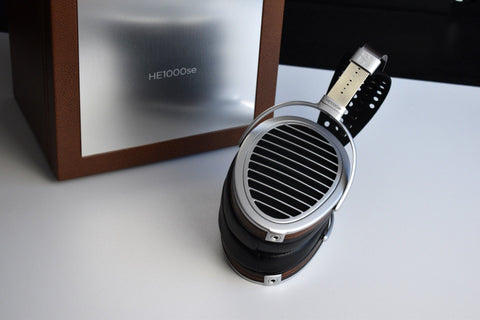 HiFiMAN HE1000se Review