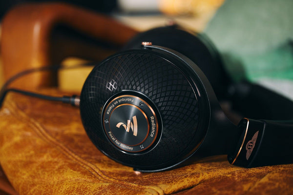 New Focal Radiance Special Edition Headphones, Naim Mu-so and a Collaboration with Bentley