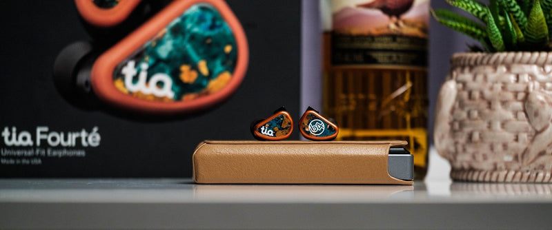 64 Audio tia Fourté Universal IEM Review: Room for detail