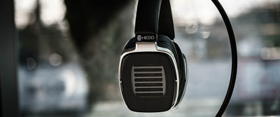 HEDD Audio HEDDphone: AMT Driver Headphone Review