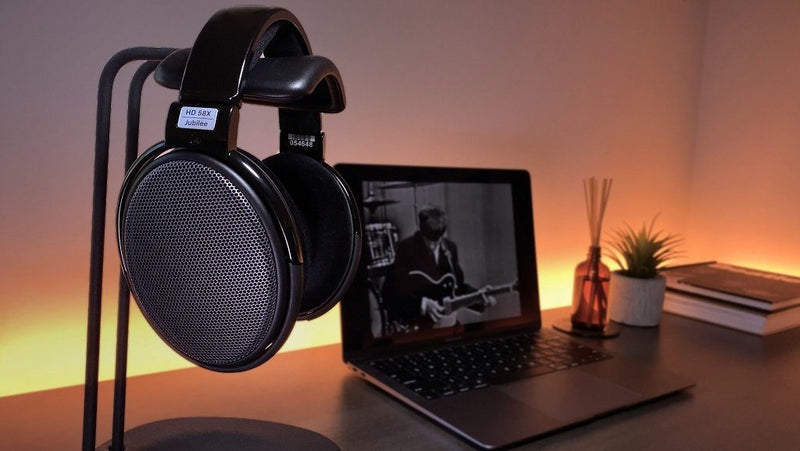 Drop X Sennheiser HD58X Review