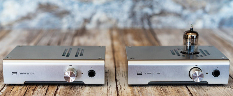 Schiit Magni 3 & Vali 2 Amps (Solid State vs. Tube-Hybrid): Review & Comparison
