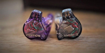 Hidition Viento-R Reference Universal In-Ear Monitor Review