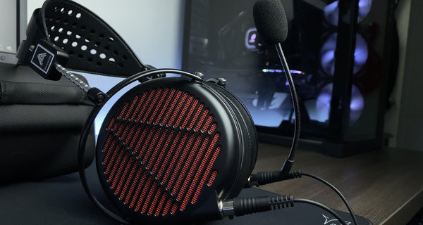 Audeze LCD-GX Review - Planar magnetic high end gaming headset