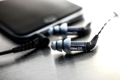 New ER4SR and ER4XR earphones from Etymotic Research