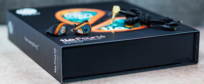 64 Audio tia Fourté - Flagship, Hybrid, Universal IEM Review
