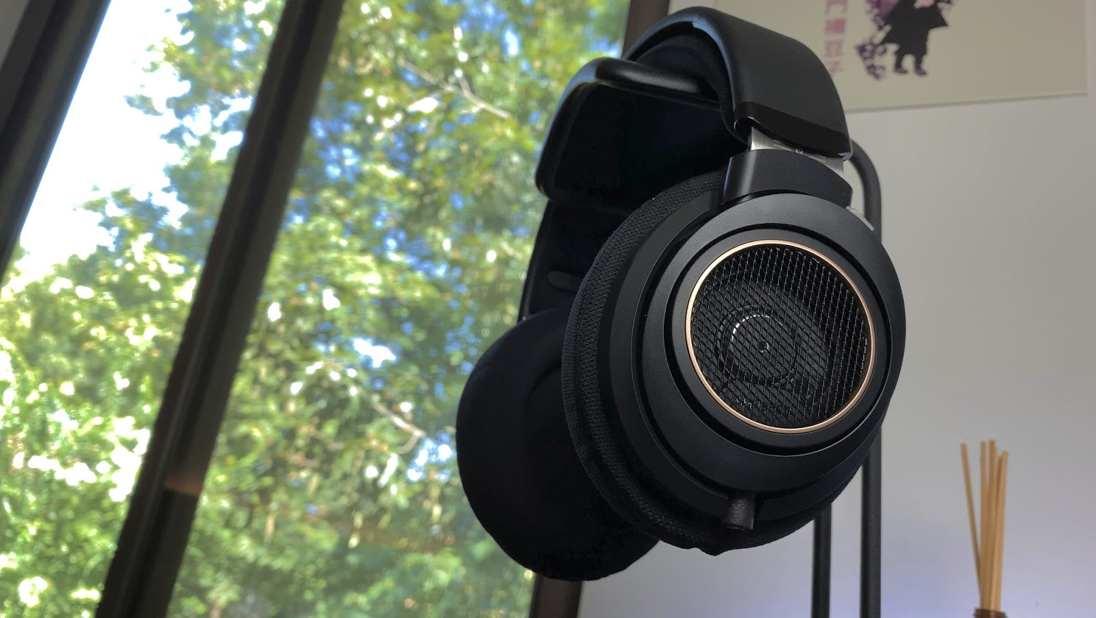 Philips SHP9600 open-back headphones, headphones.com