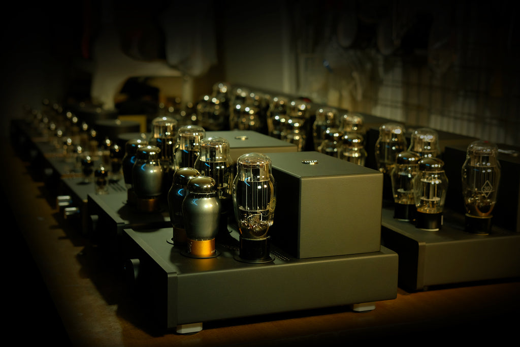 Feliks Audio Euforia Desktop Tube Headphone Amplifier & Pre-Amplifier Handcrafted in Poland | Available on Headphones.com