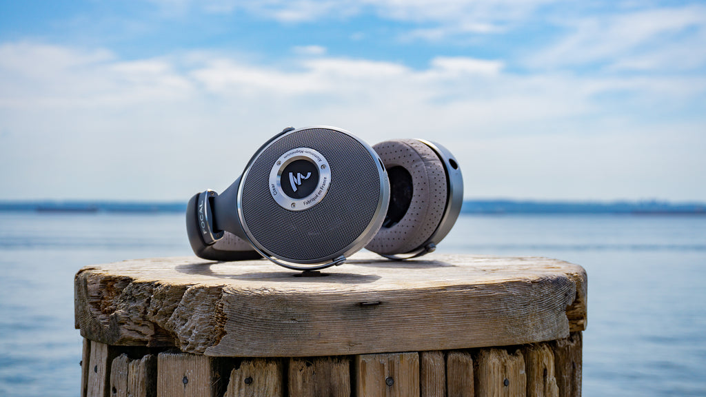 Focal Clear Open-Back Dynamic Driver Headphones in North Vancouver | Available on Headphones.com