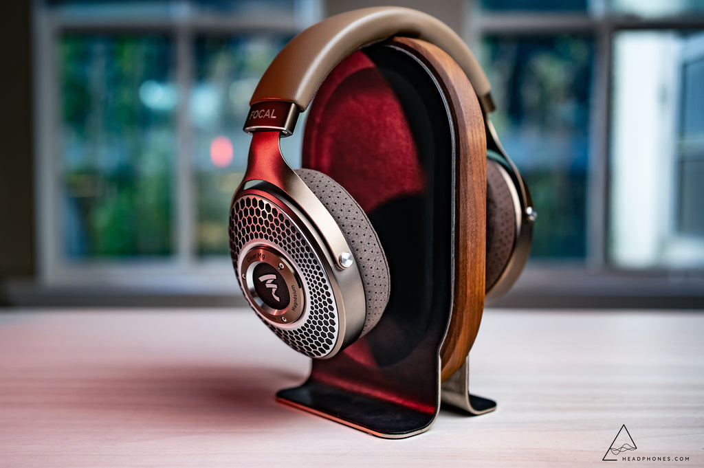 Focal Clear Mg Dynamic Over-Ear Open-Back Headphones | Available for purchase on Headphones.com