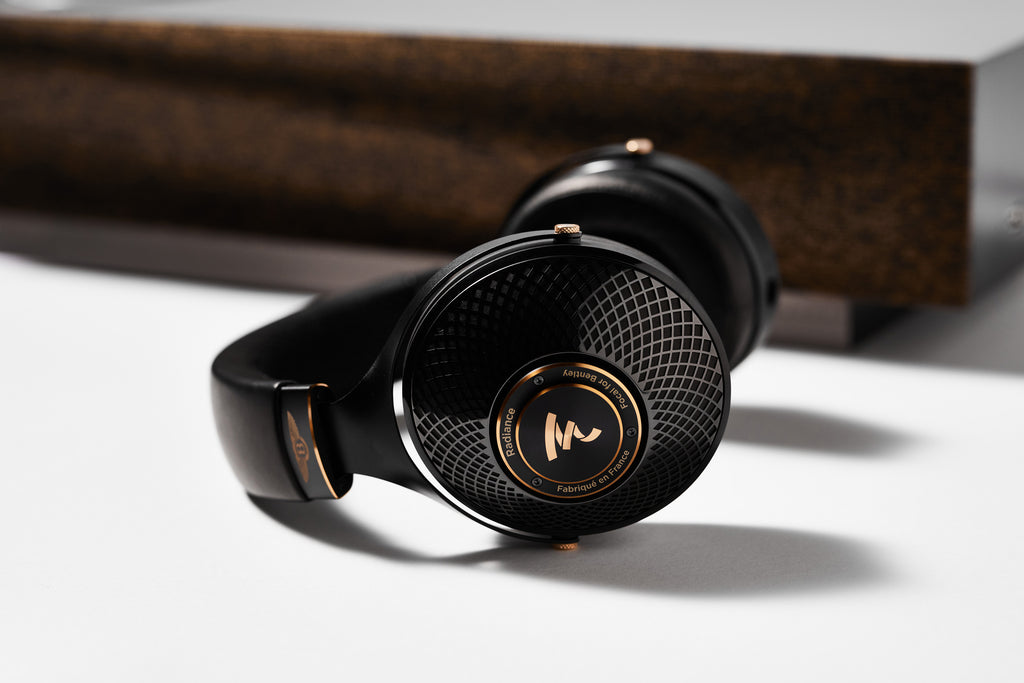 Focal Radiance Limited Edition Closed-Back Headphones in partnership with Bentley   Available on Headphones.com