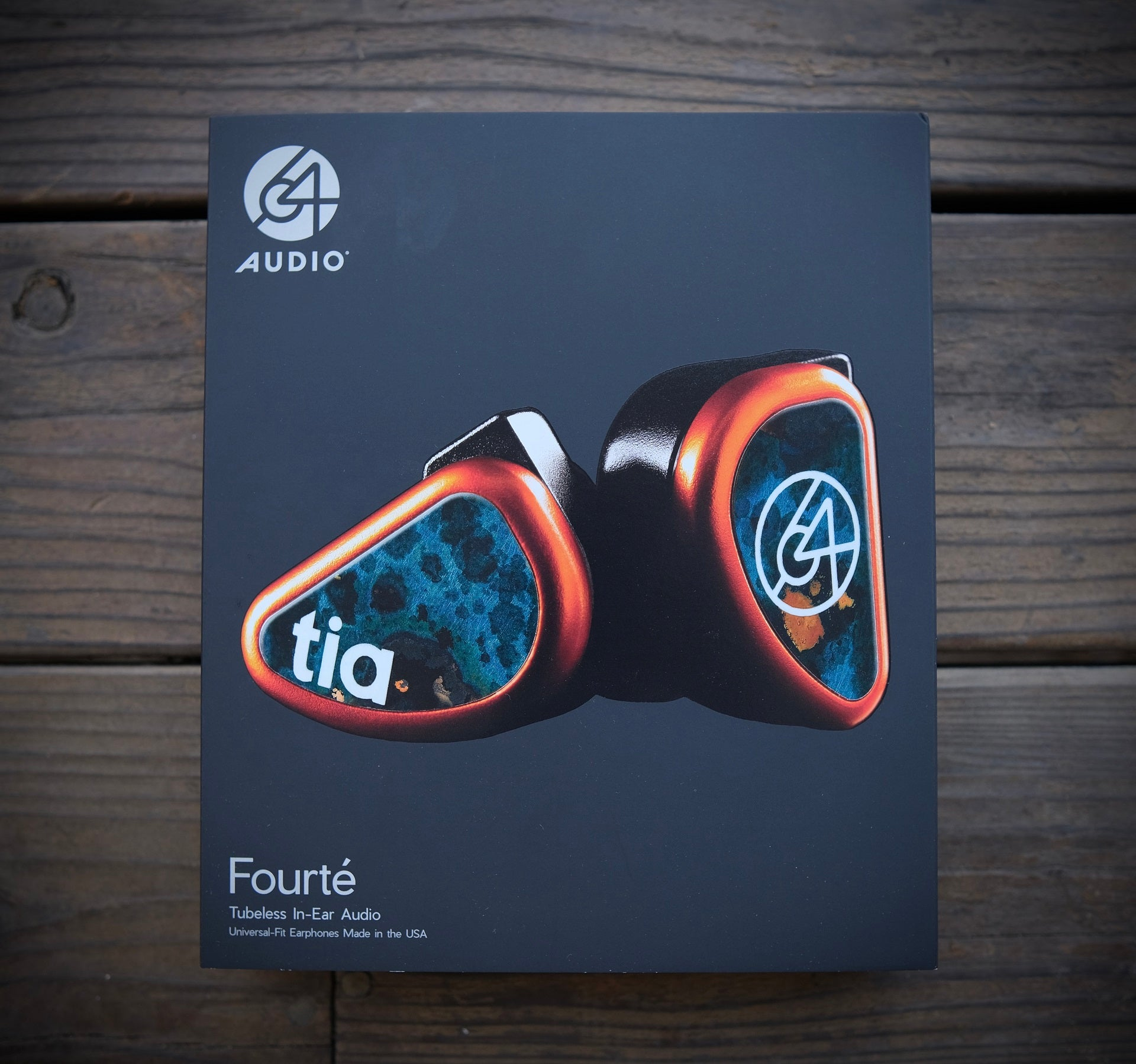 64 Audio Tia Fourte Review | Headphones.com