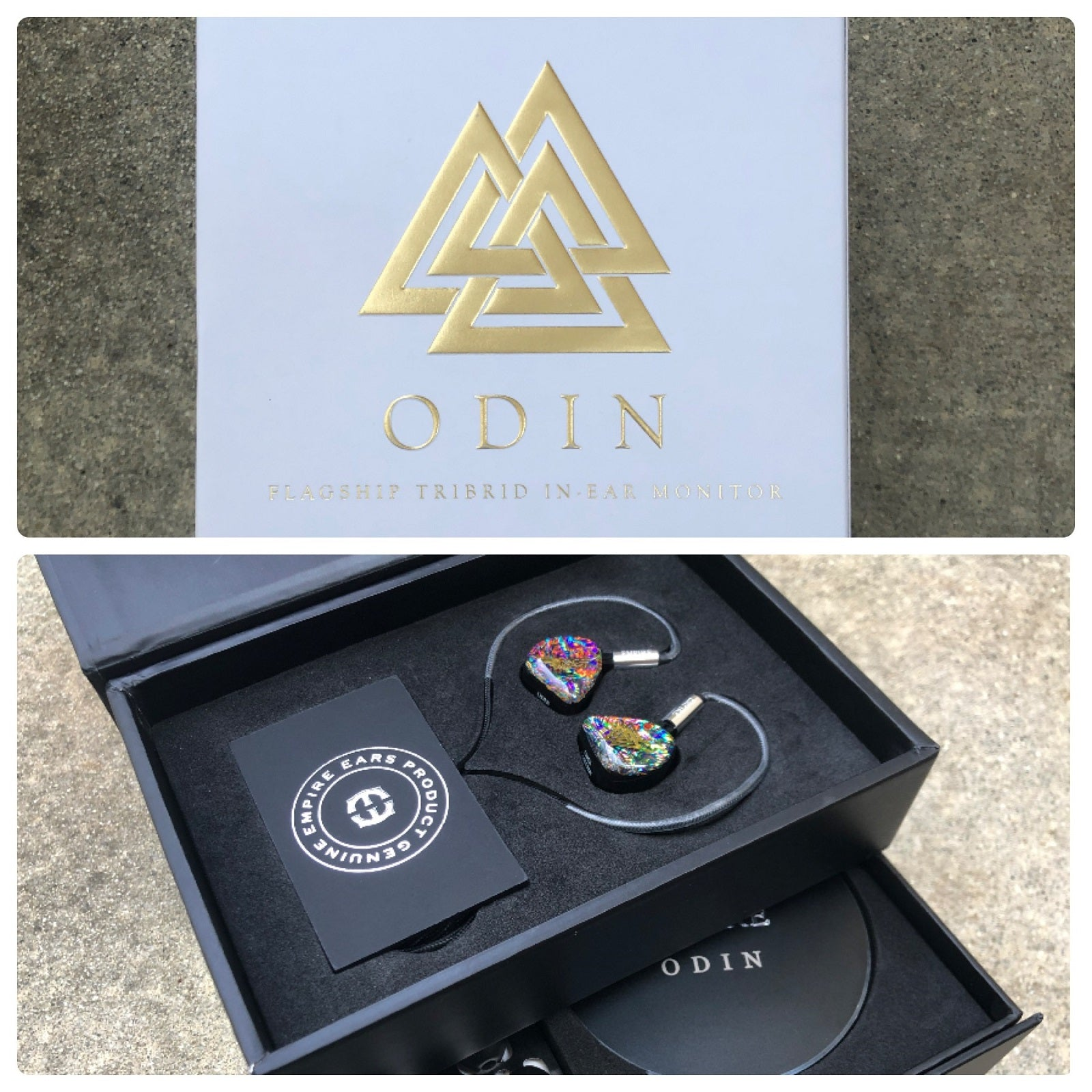 Empire Ears Odin unboxing, accessories | headphones.com