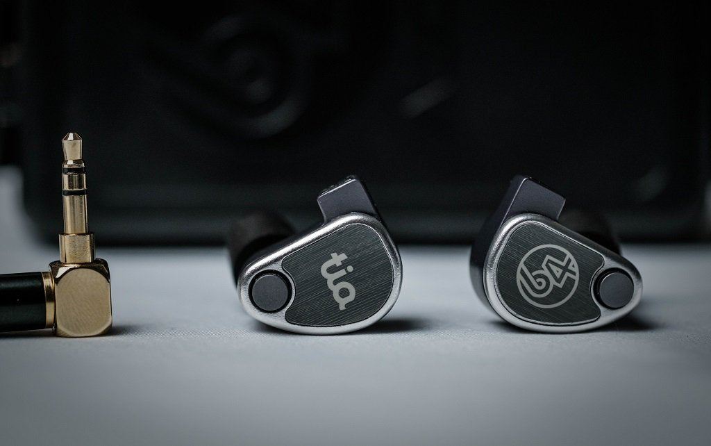 64 Audio U12t In-Ear Monitor Headphones | Available on Headphones.com