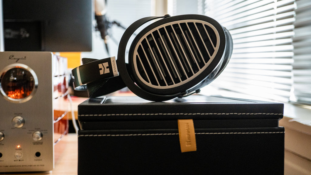 Hifiman Ananda Reference Planar Magnetic Headphones | Available on Headphones.com