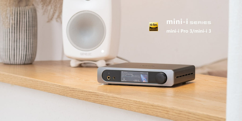 Matrix Audio Mini i-3 Pro Desktop Bluetooth DAC/Amp with Roon Ready Services   Available for purchase on Headphones.com