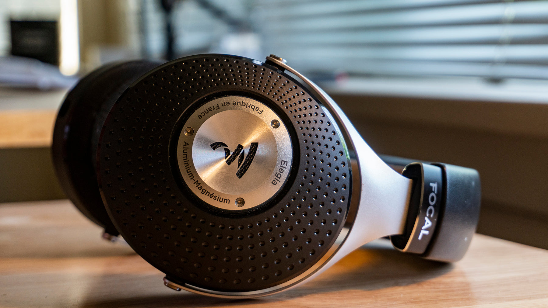 Focal Elegia Closed-Back Over-Ear Headphones