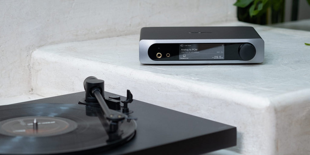 Matrix Audio Mini i-3 Pro Desktop Bluetooth DAC/Amp with Roon Ready Services | Available for purchase on Headphones.com