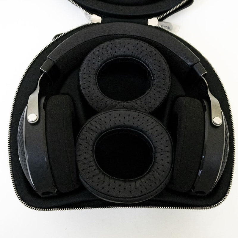 Focal Elear Bundle with Earpads and Hard-Shell Case Headphones Focal