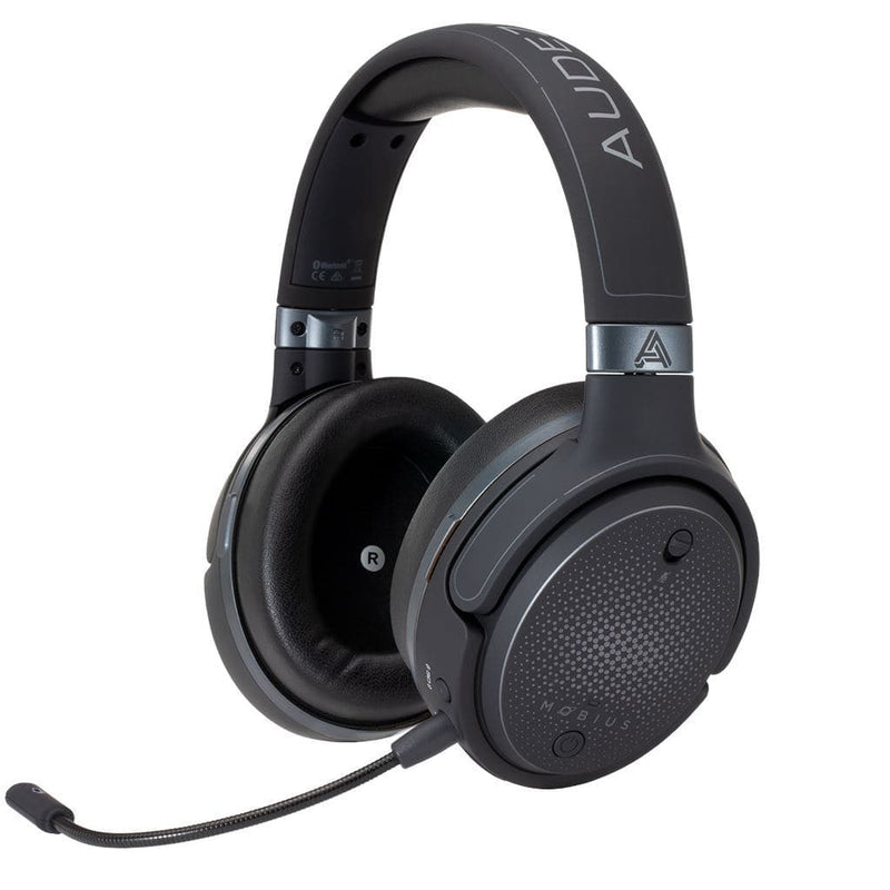 Audeze Mobius Wireless Planar Magnetic Gaming Headphones Headphones Audeze