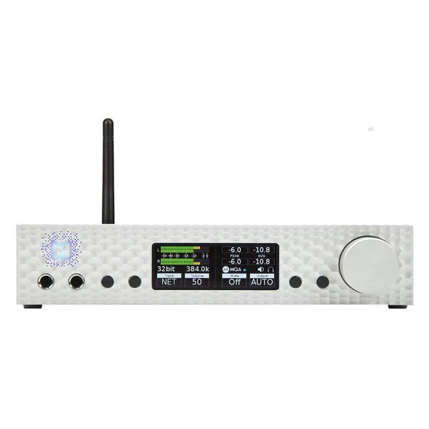 Mytek Digital Brooklyn Bridge Streamer, DAC & Preamp DACs Mytek Digital Silver Brooklyn Bridge Only