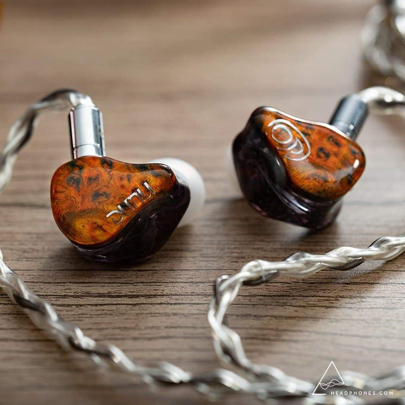 Dunu SA6 In-Ear Monitor Wired Headphones with BA Drivers | Available on Headphones.com